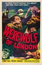 Werewolf Of London Movie Poster 24in x 36in