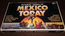 Vintage 1977 Pictorial Images Of Mexico Today Very Rare Complete Price Education