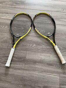 Tennisschäger Wilson BLX Pro Open 100