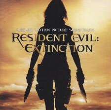 Resident Evil:Extinction-2007-Original Movie Soundtrack CD