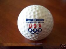 Logo Golf Ball-Best Foods-1988 U.S.Olympic Team Sponsor