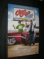 Original CHEECH & CHONG HEY WATCH THIS 1 sheet LIGHT UP AMERICA TOUR