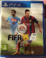 FIFA 2015 PER PS4