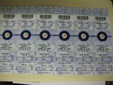 ONE 2005 Chicago White Sox v New York Yankees Full Baseball Ticket 6/19/2005