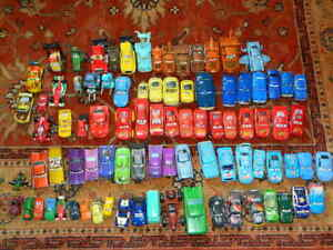 Disney Cars Lightning McQueen car toy bundle job lot * over 85 cars