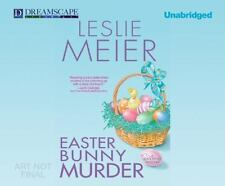 Lucy Stone Mysteries: Easter Bunny Murder 19 by Leslie Meier (2013, MP3 CD,...