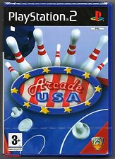 PS2 Arcade USA (2006) UK PAL BRANDNEU & Sony Factory Sealed