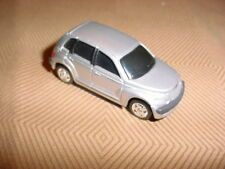 NEW DISPLAY CASE KEPT SILVER CHRYSLER PT CRUISER SCALE 1/64 ZYMOL WAXED TINTED