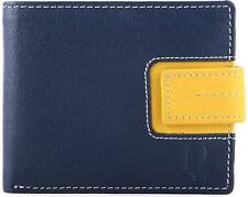 Latest Diwali Gift For Husband/Him WildHorn Blue Men's Wallet (WH402) From India