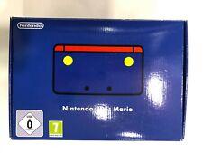 CONSOLE NINTENDO 3DS MARIO CLUB NINTENDO EURO NEUVE NEW