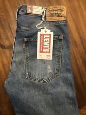 Levis Vintage Clothing Mens LVC 1969 606 Jeans 31X34