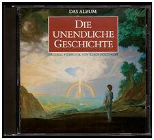 Klaus Doldinger - Die unendliche Geschichte CD West Germany Target
