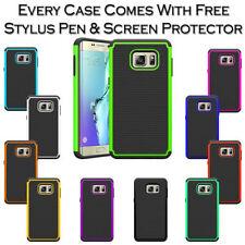 Étuis, housses et coques en plastique rigide Samsung Galaxy S7 edge pour téléphone mobile et assistant personnel (PDA) à motifs