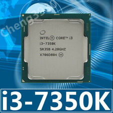 Intel Core i3-7350K 4.2GHz SR35B 2-Core 60W  LGA1151 CPU Processor