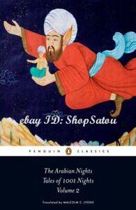 THE ARABIAN NIGHTS: Tales of 1001 Nights Malcolm Lyons 2010 Paperback Volume 2