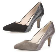 Women's Suede Slim High (3-4.5 in.) Heels