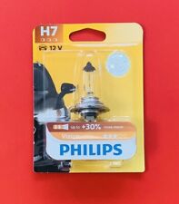"H7 PHILIPS VISION 12V 55W ""1 x Single Bulb"" 30% More Light ""NEW"""