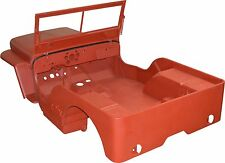 1942-43 Fits Ford GPW STEEL BODY TUB KIT MD Juan jeep willys