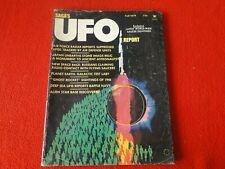 Vintage Science Fiction Magazine Saga's Ufo Fall 1974 Ghost Rocket 5