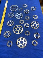 20 Industrial Steampunk Large Metal Gears Cogs Sprocket Parts Supplies Lot 1