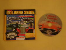 Data Becker : Goldene Serie - Oldtimer & Traumautos (CD)