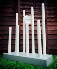Four Pair Welly Boot Rack, Family Stand, Wellington, Wellie, Riding Boot Walking