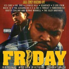Original Soundtrack: Ice Cube / Various Artists - Friday (1995) VINYL LP NEW