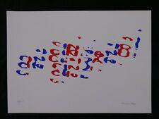 RAYMOND HAINS Biennale éclatée Cin Cin Cinzano 1968