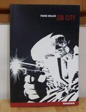 FRANK MILLER SIN CITY RACKHAM 2005