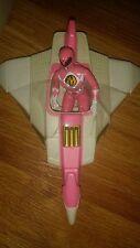 Power Rangers PINK RANGER CRANE NINJAZORD Action Figure Vintage -1995 Saban MMPR