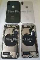iphone X,iphone 10 Back Housing/Chasis With GENUINE Parts & Wireless Charging.