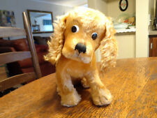 "VINTAGE STEIFF REVUE SUSI LARGE 13"" COCKER SPANIEL STRAW STUFFED DOG NO TAGS"
