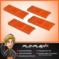 Ford Escort MK1 Rear Spring Mounting Pads in Poly Polyurethane Flo-Flex