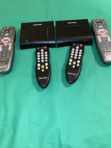 X2 Comcast Digital Transport Adapter DC50X  and REMOTE No Power Adapter M1