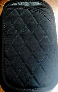 NWT Vera Bradley Iconic Double Eye Case Classic Black