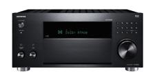 Onkyo TX-RZ830 AV Receiver Black 9.2 Home Cinema Amplifier, NEW