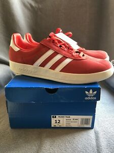 Adidas Trimm Trab Red Size Sz 12 Rivalry Pack Liverpool BD7629 Sneaker