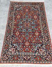 Tapis Cachemire noué fait main carpet alfombra teppiche tappeto 150x91cm Rugs
