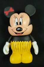 "Disney Parks Vinylmation Bakery Series 3"" Figure - Minnie Mouse Cupcake"