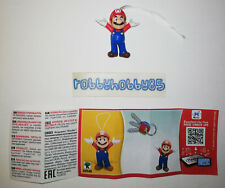 DV548 Mario Mit Bpz Ferrero Italien 2020 Kinder Joy Super Mario