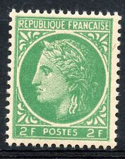 STAMP / TIMBRE FRANCE NEUF N° 680 ** TYPE CERES