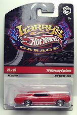 Hot Wheels '70 Mercury Cyclone - Larry's Garage - 20 of 20 - 1:64