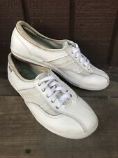 Keds WH46200M Womens Size 6 White Running Athletic Walking Casual Shoes-499