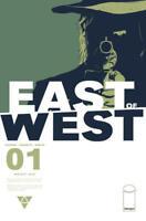 East of West 1 Jonathan Hickman Nick Dragotta Image Comics 1st Print New NM