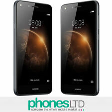 "NEW SIM FREE HUAWEI Y6II COMPACT QUAD CORE BLACK FACTORY UNLOCKED 5.0"" 16GB 13MP"
