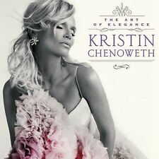 Kristin Chenoweth - The Art Of Elegance [New CD]