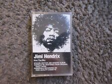 """JIMI HENDRIX """"KISS THE SKY"""" 1984 REPRISE REMASTERED DOLBY HX PRO EX/EX OOP TAPE"""