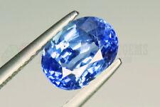 Ceylon Blue Sapphire Oval 9x7mm 2.66ct Loose Natural Gemstone Sri Lanka
