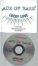 CD--ACE OF BASE--LUCKY LOVE--PROMO