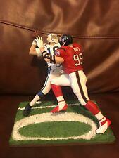 McFarlane NFL Football Figures #18 Colts Peyton Manning,  #99 Texans JJ Watt,
